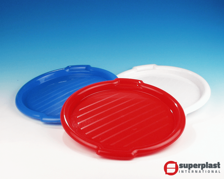 Tavă rotundă - Superplast